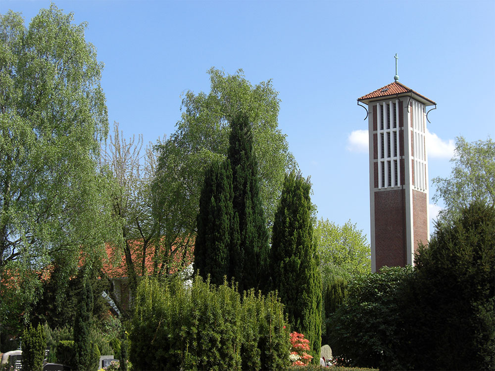 friedhof pinneberg thesdorf